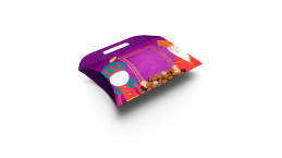 Preview Sinterklaas piet paars - pillowpack - large