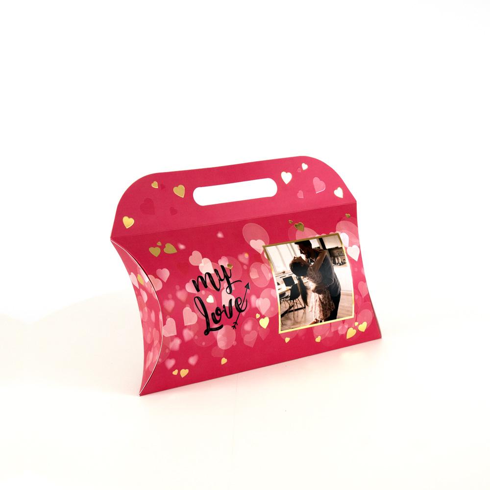 Geef een kledingstuk cadeau aan je geliefde in onze Amour Toujours BonBox