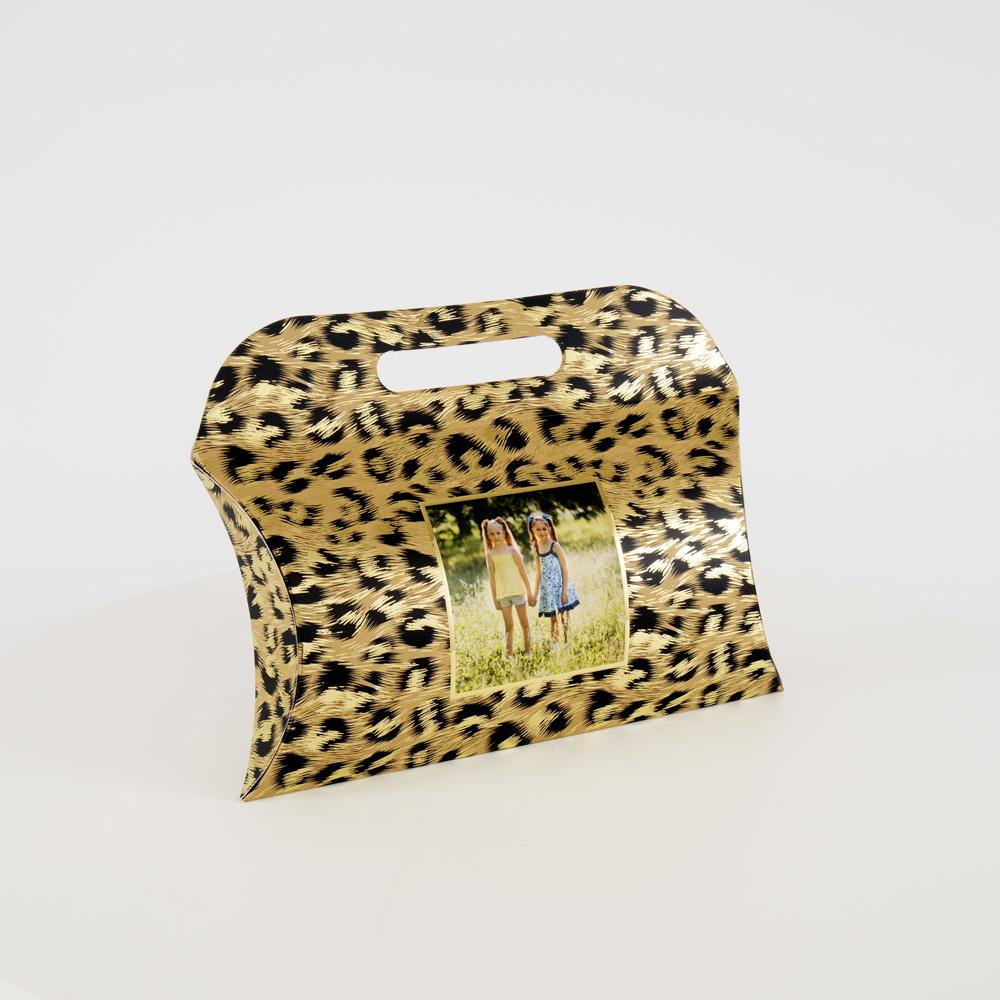 Over the top maar schitterend en ideaal om een cadeau aan je vriendin te geven is onze Gouden Panter BonBox