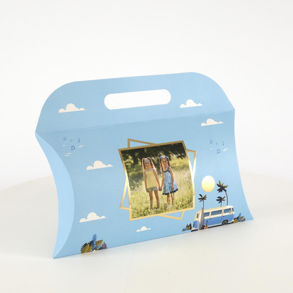 Onze Surfin' USA pillowpack brengt je geliefde zeker in een Zomerse stemming!