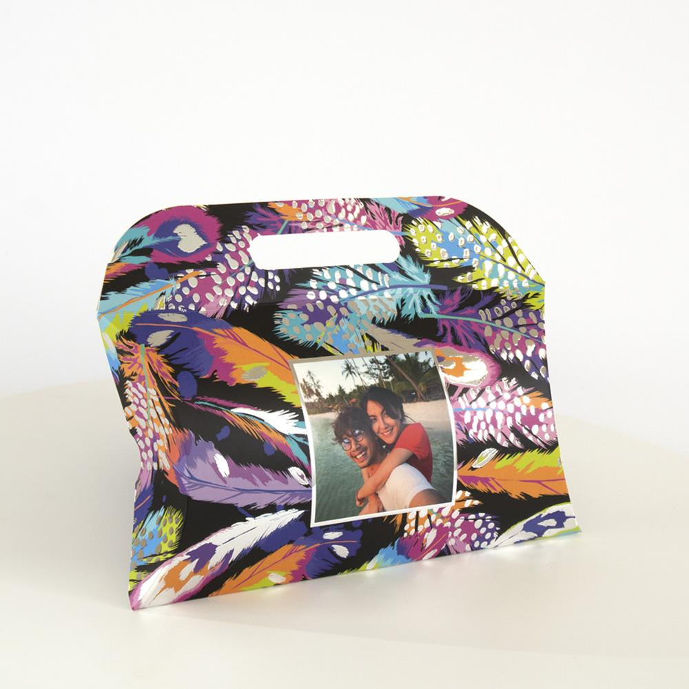 Onze Tropical Bird is een prachtige verpakking voor een cadeau voor je vriendin